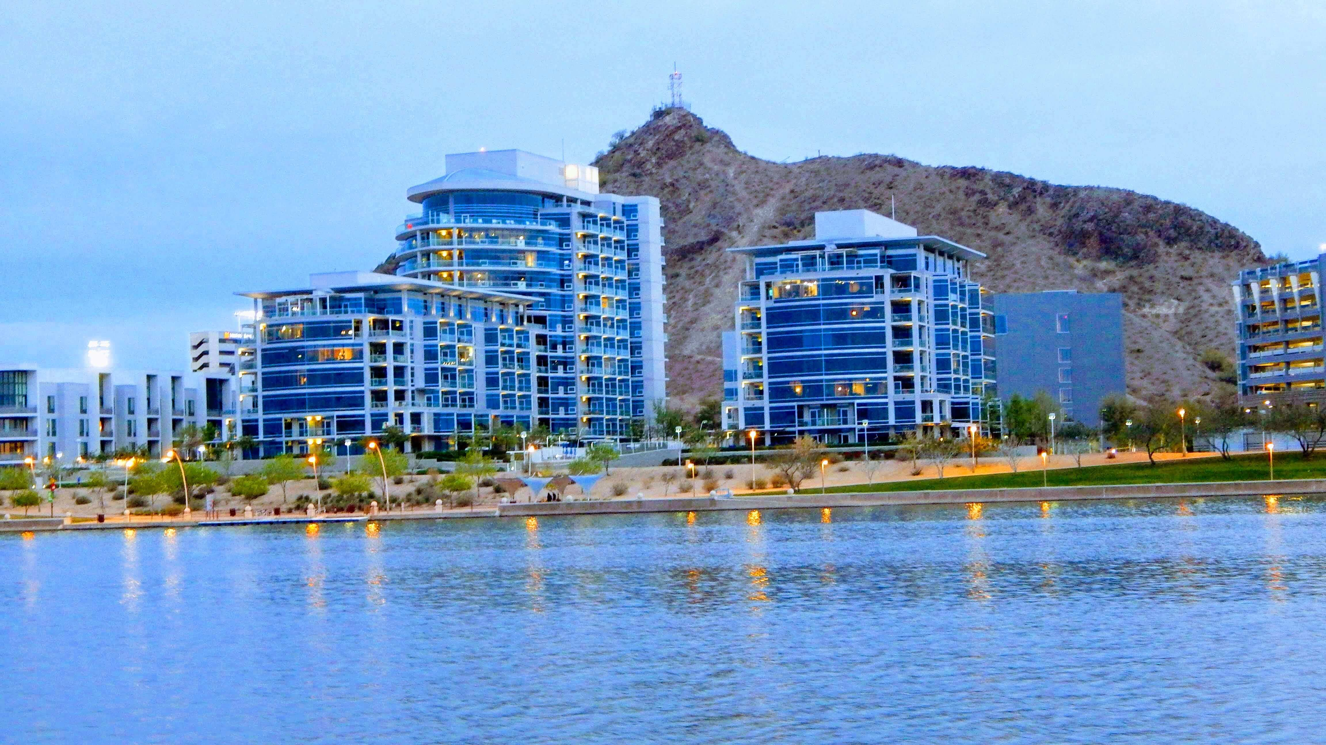 tempe lakefront EFFECTS